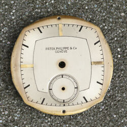 Very Rare Early Patek Philippe Vintage Cushion Case Dial 25.67mm Item 18
