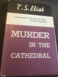 Murder In The Cathedral 1935 Ts Eliot