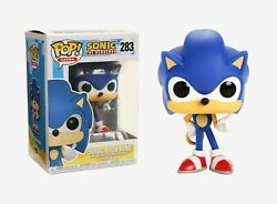 Funko Pop Games Sonic The Hedgehog - Sonic With Ring Vinyl Figure 20146