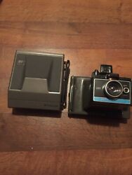 Lot Of 2 Vintage Polaroid Cameras Untested. Spectra System And Colorpack Ii