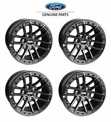 2017-2020 F150 Raptor Genuine Ford Factory 17 Forged Aluminum Wheels Set Of 4