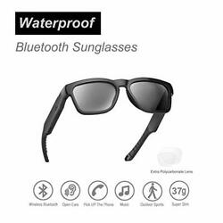 BRAND NEW! Water Resistant Audio Sunglasses Fashion Bluetooth EARBUDS Sunglasses $95.47