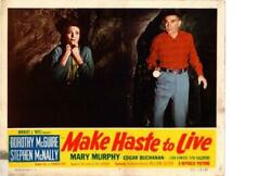 Make Haste To Live 1954 Original Release Lobby Card Dorothy Mcguire