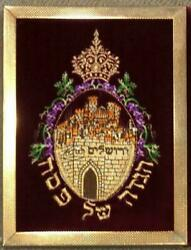 Szyk Passover Haggadah Lavishly Illustrated One Of The Rarest Variations