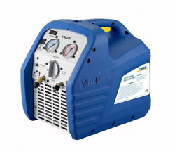 Vrr12l Air Conditioning Refrigerant Recovery Unit Recycling Machine 220v