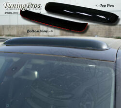Hummer H2 2003-2009 5pcs Wind Deflector In Channel 2.0mm Visors And Sunroof