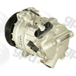 6513131 Gpd New A/c Ac Compressor With Clutch For Jeep Cherokee Chrysler 200