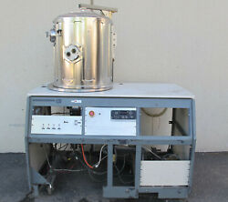 Cha Industries E Beam Evaporator Chassis Stainless Steel Vacuum Chamber Parts