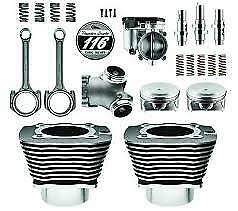 19-20 Indian Chief Chieftain Thunder Stroke 116 Ci Stage 3 Big Bore Kit