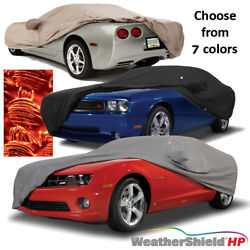 Covercraft Weathershield Hp Car Cover 2005 To 2009 Mustang Coupe / Convertible