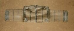 1970 Ford Thunderbird Grille W/o Sport Model Lamps 2dr Fomoco Oem 1971 Grill