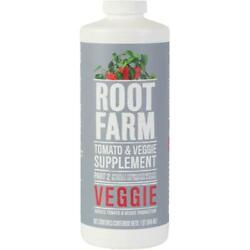 Root Farm 1 Qt. Concentrated Liquid Tomato And Veggie Supplement Nutrient Part 2