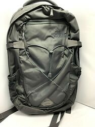 New The North Face Solid State Mens Laptop Backpack Black - Ships FREE