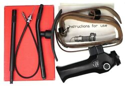Zoomar Pistol Grip With Arm Support,cable Release,strap Box 1 ......... Minty