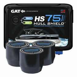 Hull Shield Hs75 Ultrasonic Anti-fouling For Boats - Marine Electronic Device