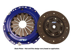 Spec Stage 1 Clutch For 1960-1962 Vw Beetle-type Iii-fastback 1.5l Sv151