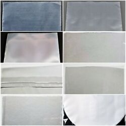 Plastic Sleeves For 45rpm Dj 7 Vinyl Records Outer Inner Poly Bags 10 25 50 100