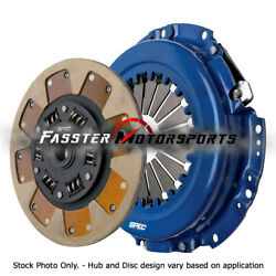 Spec Stage 2 Clutch For 1960-1962 Vw Beetle-type Iii-fastback 1.5l Sv152