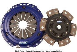 Spec Stage 3 Clutch For 1960-1962 Vw Beetle-type Iii-fastback 1.5l Sv153