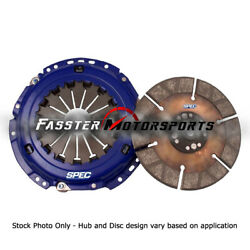 Spec Stage 5 Single Disc Clutch Kit For 85-87 Dodge Conquest Intercooled Sm525