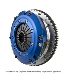 Spec Carbon Twin Disc Clutch Kit For 96-04 Ford Mustang 4.6l 8-bolt Sf87mtrc