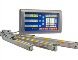 Easson Es-8a 3-axis Digital Readout + 3pcs Linear Scales Complete Dro Kit