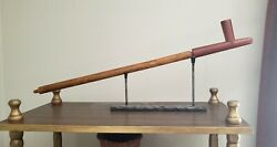 Native American Heritage 19th Century Indian Peace Pipe
