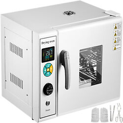 14 Cu Ft Digital Forced Air Convection Drying Oven 4700w Stainless Steel Liner