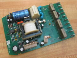 Parker/invensys Eurotherm Controls Ah131269 Power Supply Drive Board Ac131269