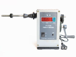 Fy-130 Electronic Manual Coil Winding Machine Coil Winder Coiling Machine 220v