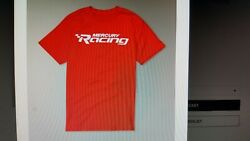 Mercury Outboard Parts Mercury Racing Red L Large T-shirt
