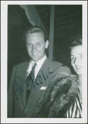 William Holden - Photograph Signed