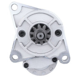 Gear Reduction Starter Fits Ford Tractor 3100 3110 3120 3190 3230 3cyl Diesel