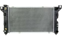 New Radiator Assembly Fit Plymouth Voyager 1997-00 Automatic 4682976ab Ch3010164