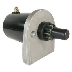 New 10t 12 Volt Starter Fits Generac Guardian Rv Generator By Number 99948 E0461