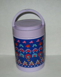 Vera Bradley Paisley Stainless Steel Lunch Container Thermos