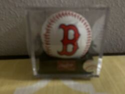 Rollins Official World Series Baseball Boston Red Sox 2013 Champs