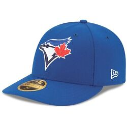 Toronto Blue Jays New Era Authentic Collection On-field Low Profile 59fifty Hat