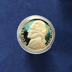 1984-s Jefferson Nickel Dcam Proof Roll Of 40 Coins