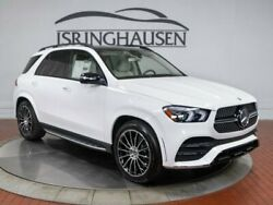 2020 Mercedes-Benz Other 580 4MATIC 2020 Mercedes-Benz GLE 580 4MATIC 0 Polar White Sport Utility Twin Turbo GasEle