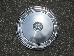 One Factory 1981 To 1983 Amc Concord 14 Inch Hubcap Wheel Cover