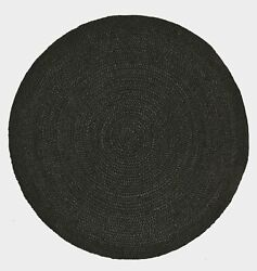 Modern Plain Area Rug Contemporary Large Small Round Carpet Design Style