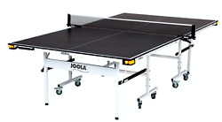 Joola Motion 15 Mm Official Size 2-piece Indoor Table Tennis Table Black