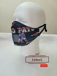 NEW ENGLAND PATRIOTS FOOTBALL Face Mask Washable Reusable. $10.99