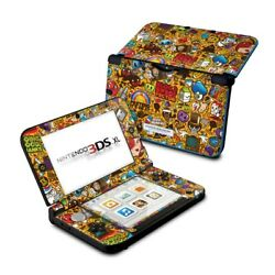 Nintendo 3DS XL Skin Psychedelic by JThree Concepts Decal Sticker DecalGirl