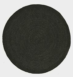 Modern Plain Area Rug Contemporary Large Small Round Carpet Design Style 01
