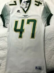 Team Issued Colorado State 47 Sample Ncaa Football Jersey Adult Russell Large