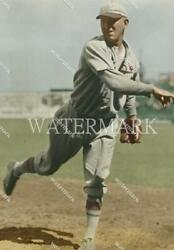 F953 Jesse Haines St Louis Cardinals Pitching Pose 1921 8x10 11x14 16x20 Photo