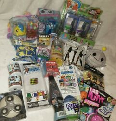 Surprise Gift Bundle Boy Lot Flush Force Wrapples Roblox Harry Potter Puddy Toy