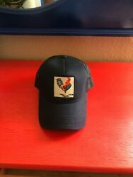 New Trucker Patch Fowl Rooster Chicken Cock Farm American Mexico Mexican Cap Hat